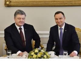 В Харькове проведут переговоры Порошенко и президент Польши